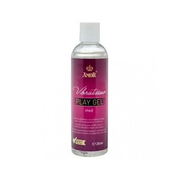 Медицински лубрикант Vibratissimo Play Gel med, 250 ml